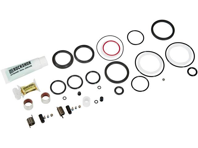 RockShox Kit de servicio del amortiguador - Super Deluxe R negro